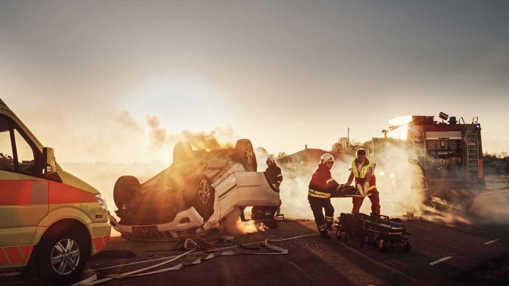 Odškodnění smrti při dopravní nehodě